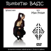 Max Pollak teaches his RumbaTap style of Afro-Cuban influenced tap dance and body percussion.